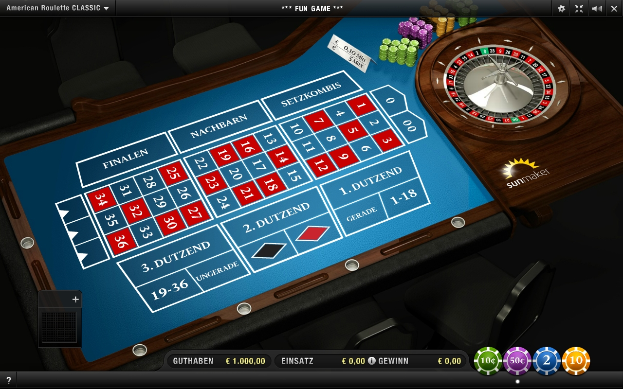 casino online de jetzt spielen roulette