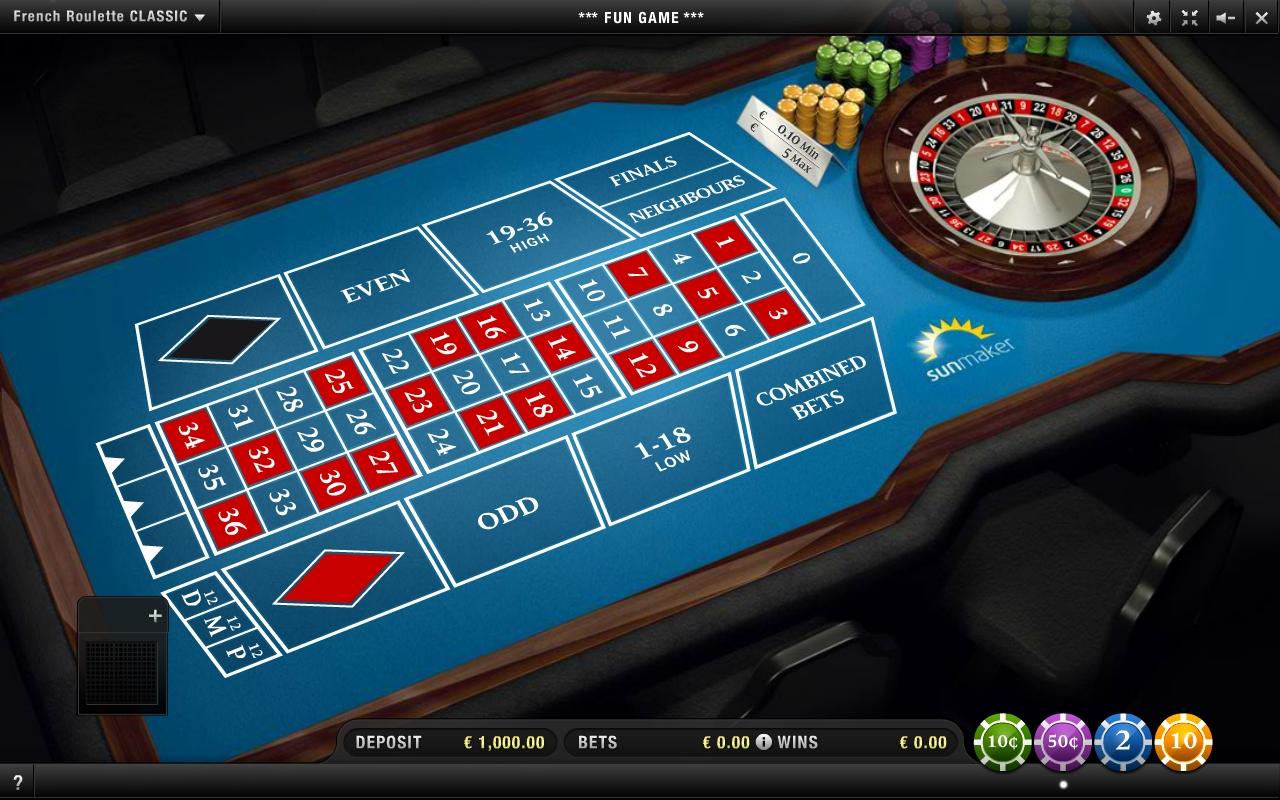 online casino roulette münzwert bestimmen