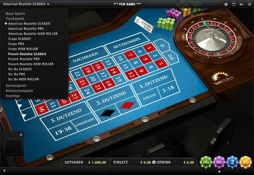 Roulette Merkur Online