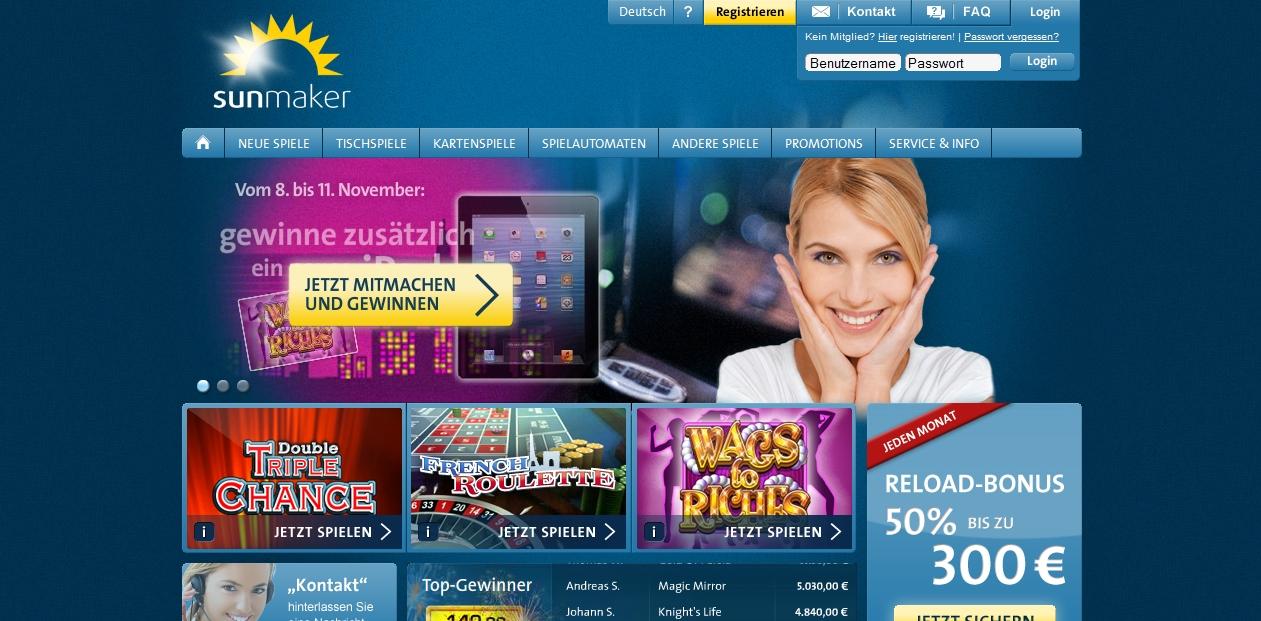 online casino de  spielothek