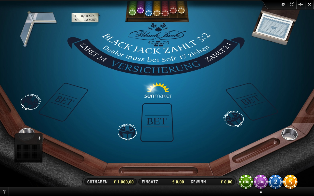 Black Jack Surrender 2:1