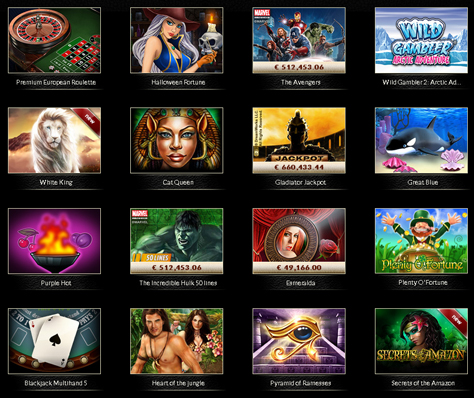 grand online casino casinospiele