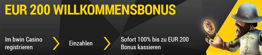 BWIN Bonus 2019