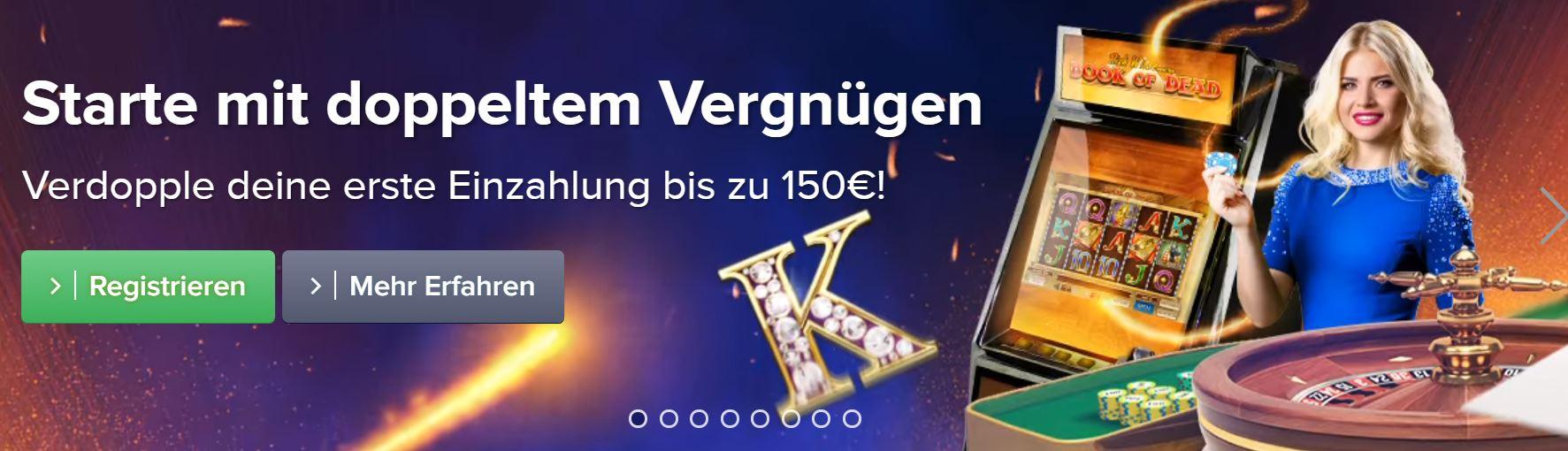 Casino Euro Bonus 2019