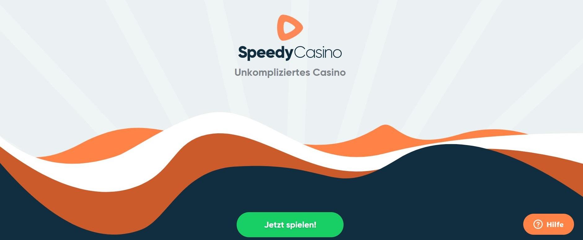 Vorschau zum SpeedyCasino
